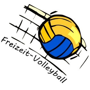 Freizeit-Volleyball